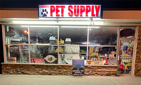 About Amwell Pet Supply